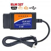 Diagnostikos įrangos kabelis ELM327 Interface