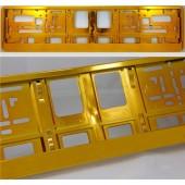 "Numerio rėmelis ""Auksinis (metallic)"" M-6606"