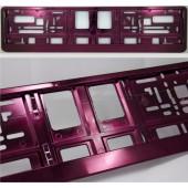 """Numerio rėmelis """"Violetinis (metallic)"""" M-6607"""