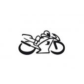 """Lipdukas """"Motociklas"""""""