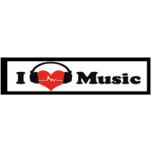 "Lipdukas ""I love MUSIC"""