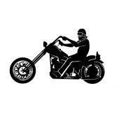 "Lipdukas ""Moto ""  1/02417"