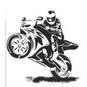 "Lipdukas ""Moto ""  1/02419"