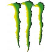 "Lipdukas "" Monster "" (25x99cm x3) 1/17019"