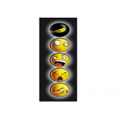 "Lipdukas ""Emoji"""