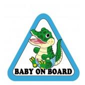 "Lipdukas "" Baby on Board  ""  1/24110"