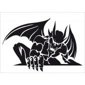 """Lipdukas """"Black Devil"""" 1/24139"""