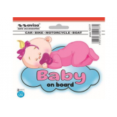 "Lipdukas ""BABY ON BOARD"""