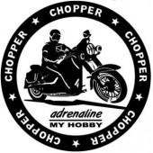 "Lipdukas ""Chopper ""  1/01213"