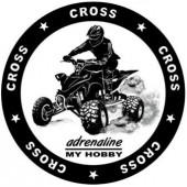 """Lipdukas """"Cross """"  1/01217"""