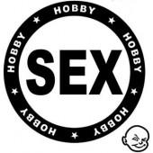 "Lipdukas ""Hobby - SEX ""  1/01219"