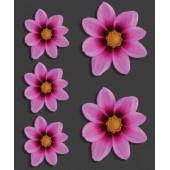"Lipdukas ""Pink flower"" 1/09315"