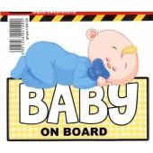 "Lipdukas "" Baby on Bord ""  1/24129"
