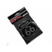 "Lipdukas ""Route 66"" aliuminis 2/33351"