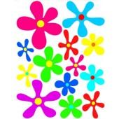 """Lipdukas """"Gėlių rinkinys"""" 1/09324"""