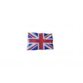 """Iškilus lipdukas """"Didžiosios Britanijos vėliavėlė"""""""