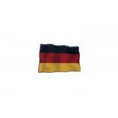"""Iškilus lipdukas """"Vokietijos vėliavėlė"""""""