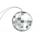 """Veidrodėlio aksesuaras - """"Disco kamuolys"""""""