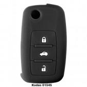 Automobilių raktelių dėklas / apsauga Seat, Skoda, Volkswagen