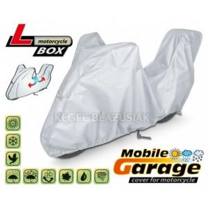 Uždangalas. L motorcycle BOX (I: 115-240 x A: 126 x P: 98 cm)