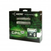 LED dienos žibintai Keetec DRL 12