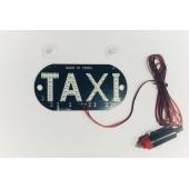 Šviečiantis taxi ženklas - LED
