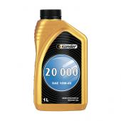 Pusiau sintetinė variklio alyva Kansler 20000 SAE 10w40 1L