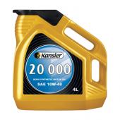 Pusiau sintetinė variklio alyva Kansler 20000 SAE 10w40 4L
