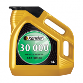 Sintetinė variklio alyva Kansler 30000 SAE 5w30 4L