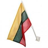 Lietuvos vėliava automobiliui