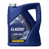 Variklio alyva MANNOL CLASSIC SAE 10W-40 5L