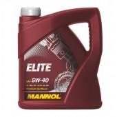 Variklio alyva MANNOL ELITE SAE 5W-40 5L
