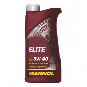 Variklio alyva MANNOL ELITE SAE 5W-40 1L