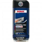 SONAX polirolis ir vaškas NanoPro (mėlynas) 500 ml