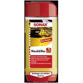 Šampūnas automobiliui SONAX Wash & wax
