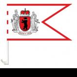 Žemaitijos vėliavėlė automobiliui